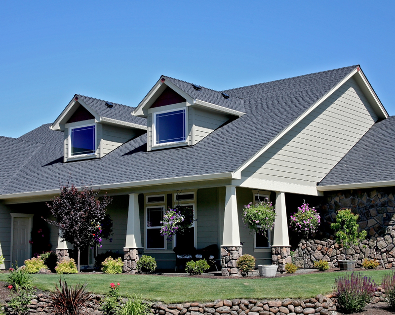 Download this American Craftsman Home picture
