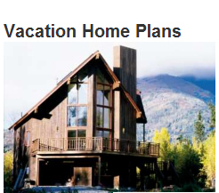 Vacation Home Plans Online