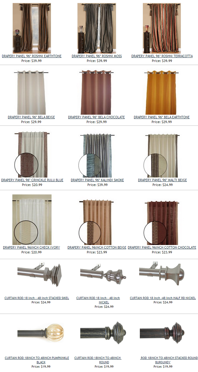 Types of Curtains | eHow.com